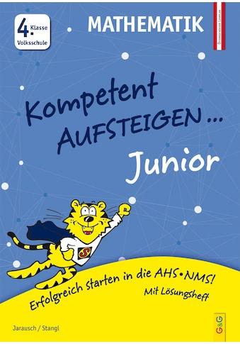 Buch »Kompetent Aufsteigen Junior Mathematik 4. Klasse VS / Susanna Jarausch, Ilse... kaufen