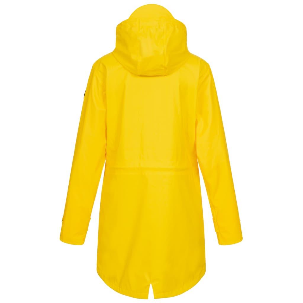 DEPROC Active Regenmantel »Friesennerz HALIFAX WOMEN«, auch in Großen Größen erhältlich