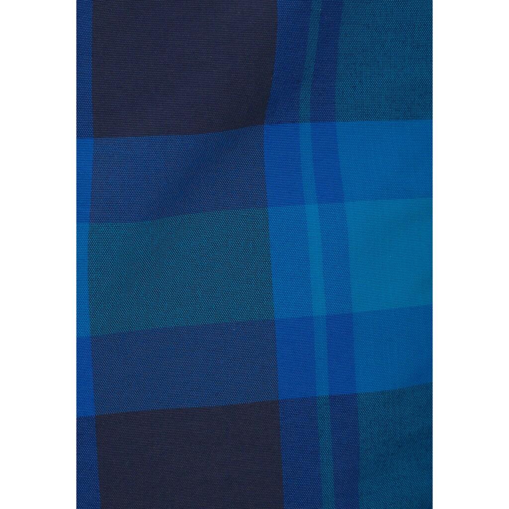 adidas Performance Badeshorts, mit Karoprint