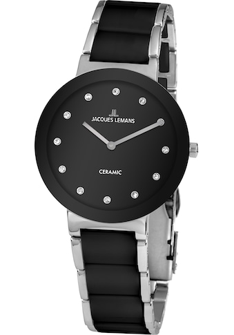 Jacques Lemans Quarzuhr »High - Tech Ceramic, 42 - 7G« kaufen