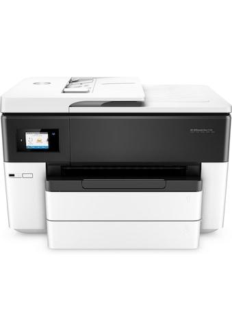 HP OfficeJet Pro 7740 AiO Großformatdrucker »Drucken, Kopieren, Scannen, Faxen« kaufen