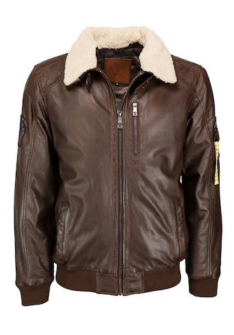 TOP GUN Military-Jacke »TG2019-3144«, Sportlicher Schnitt kaufen