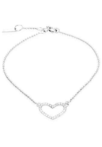 AILORIA Armband »LOU Armband«, Facettierte Kugelkette aus 925 Sterling Silber kaufen