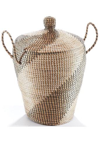 locker Flechtkorb »Flechtkorb«, (1 St.) kaufen