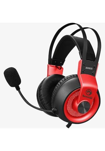 Marvo Headset mit USB - Kabel »HG9035RD 7.1USB Wired Gaming Headset« kaufen