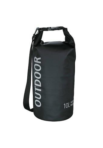 Hama Wasserdichte Outdoor Tasche Packsack mit Rollverschluss »verschweißte Nähte, 10 Liter« kaufen