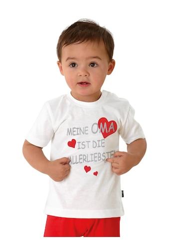 Trigema T - Shirt Omas Liebling kaufen
