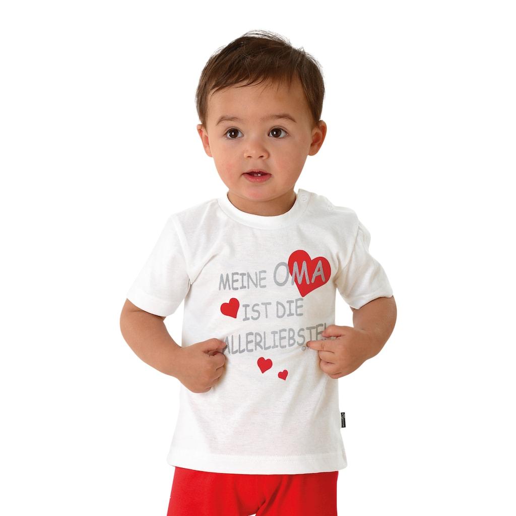 Trigema T-Shirt, Omas Liebling