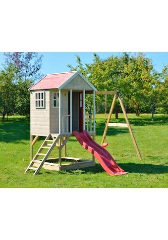 Wendi Toys Spielturm »Wendi Toys Alpaka«, BxTxH: 350x290x242 cm kaufen