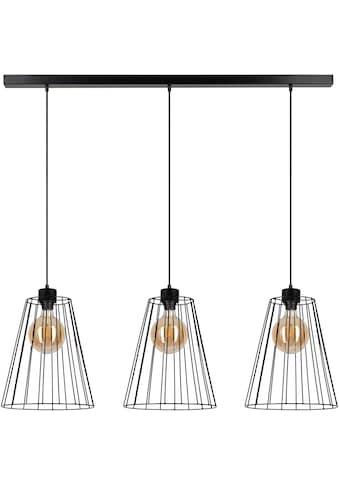 BRITOP LIGHTING Hängeleuchte »Swan«, E27, 1 St., Dekorative Leuchte aus Metall,... kaufen
