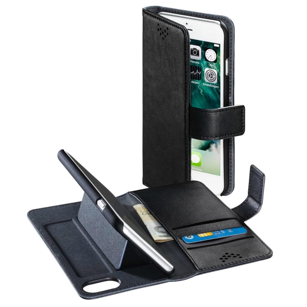 Hama Smartphone Booklet Handyhülle für Apple iPhone 6/6s/7/8