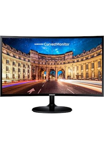 """Samsung Curved-LED-Monitor »C24F390FHR«, 59,8 cm/23,5 """", 1920 x 1080 px, Full HD, 4 ms... kaufen"""