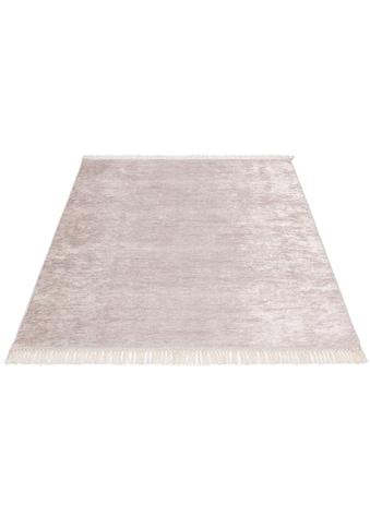 Sehrazat Teppich »Caimas 2975«, rechteckig, 5 mm Höhe, waschbar, weiche Microfaser,... kaufen