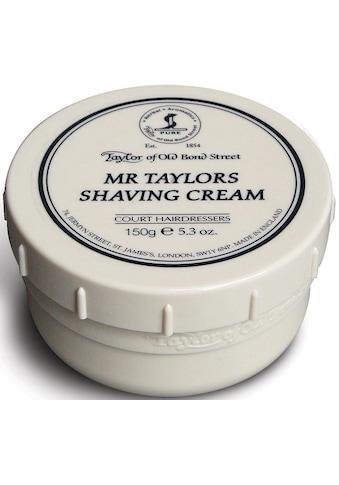 "Taylor of Old Bond Street Rasiercreme ""Shaving Cream Mr Taylor"" kaufen"