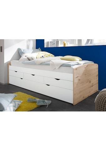 Begabino Funktionsbett, mit 2. Schlafgelegenheit kaufen