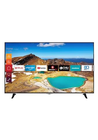 Telefunken LED - Fernseher (65 Zoll, 4K UHD, Triple - Tuner, SmartTV, HDR) »XU65H529« kaufen