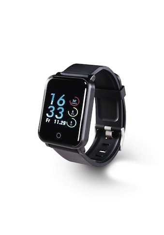 Hama Fitness Tracker, Uhr/Pulsuhr/wasserdicht/GPS/App kaufen