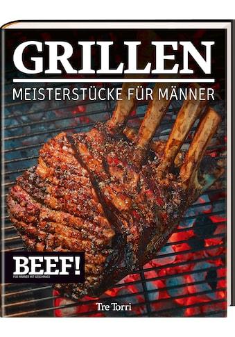 Buch »BEEF! GRILLEN / Ralf Frenzel, Jan Spielhagen« kaufen
