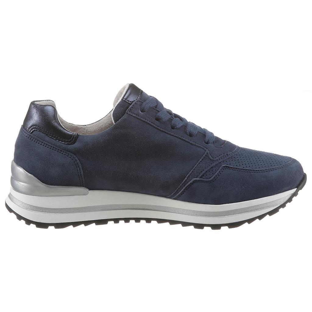 Gabor Keilsneaker »TURIN«, mit leichter Perforierung