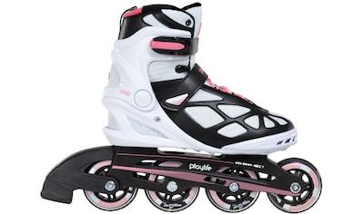 Playlife Inlineskates »Uno Pink 80« kaufen