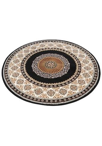 Teppich, »Shari«, DELAVITA, rund, Höhe 7 mm, maschinell gewebt kaufen