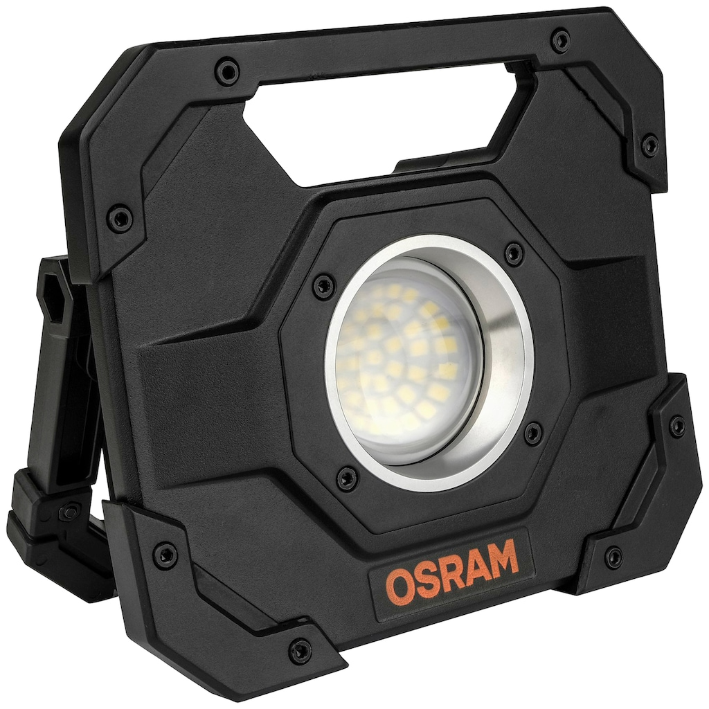 Osram LED Arbeitsleuchte, LED-Modul, 1 St., Kaltweiß, 2000 Lumen, auch als Powerbank nutzbar, 20 W, mit Akku