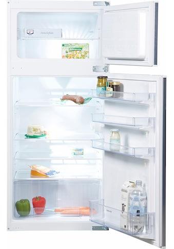 Constructa Einbaukühlgefrierkombination, 122,1 cm hoch, 54,5 cm breit kaufen