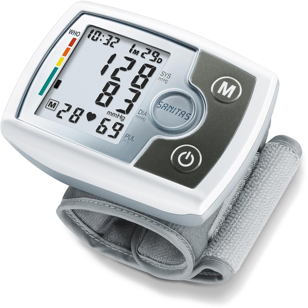 Sanitas Handgelenk-Blutdruckmessgerät »SBM 03«