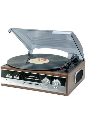 Soundmaster Plattenspieler »PL186H« kaufen
