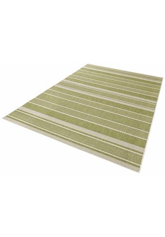 bougari Teppich »Strap«, rechteckig, 8 mm Höhe, Flachgewebe, Wohnzimmer kaufen