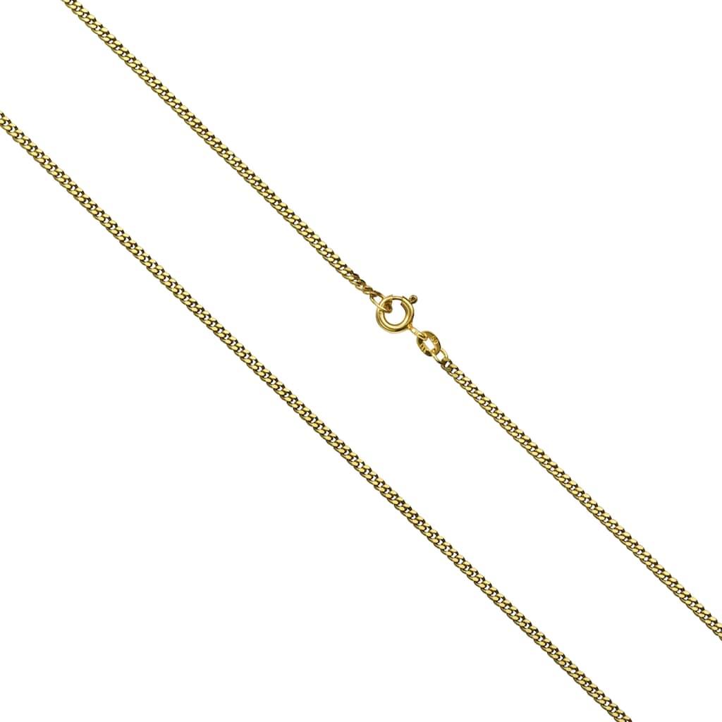 Vivance Collier »333/- Gelbgold Panzerkette diamantiert«