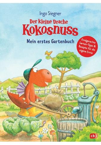 Buch »Der kleine Drache Kokosnuss - Mein erstes Gartenbuch / Ingo Siegner« kaufen