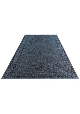 bougari Teppich »Mardin«, rechteckig, 4 mm Höhe, In- und Outdoor geeignet, Wohnzimmer kaufen