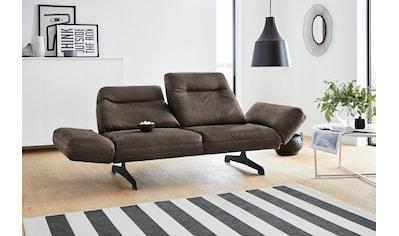 DOMO collection 2-Sitzer »AREZZO«, inklusive Rücken- und Kopteilverstellung kaufen