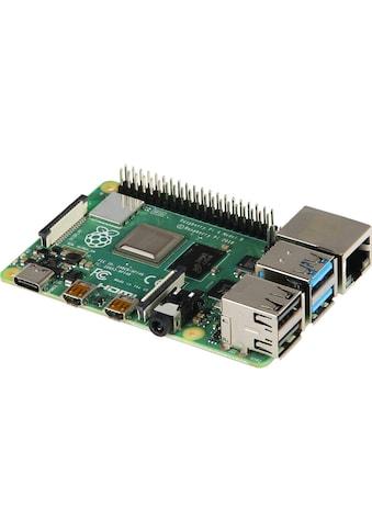 Raspberry Pi Foundation Mini - PC »Pi 4 4GB + Gehäuse + NT + 32GB + HDMI Kabel« kaufen