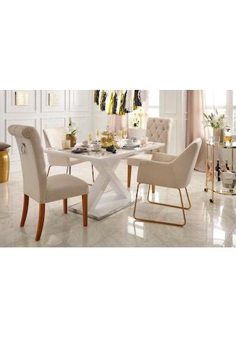 Guido Maria Kretschmer Home&Living Stuhl »Lorient« kaufen