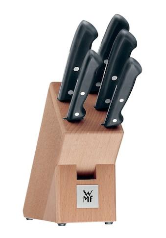 WMF Messerblock »CLASSIC LINE«, 6 tlg., Messerklingen aus Spezialklingenstahl kaufen