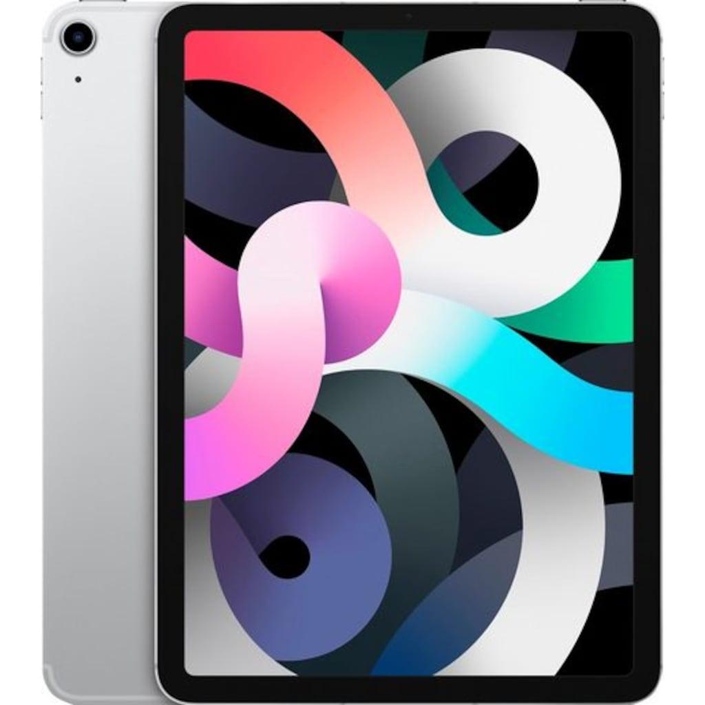 "Apple Tablet »iPad Air (2020), 10,9"", WiFi + Cellular, 8 GB RAM, 256 GB Speicherplatz«"