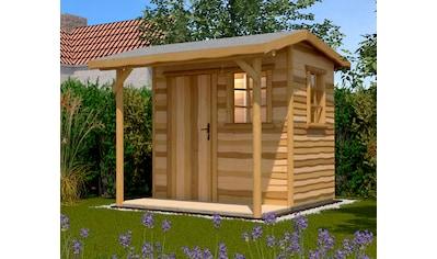 weka Gartenhaus »820 Gr.1« kaufen