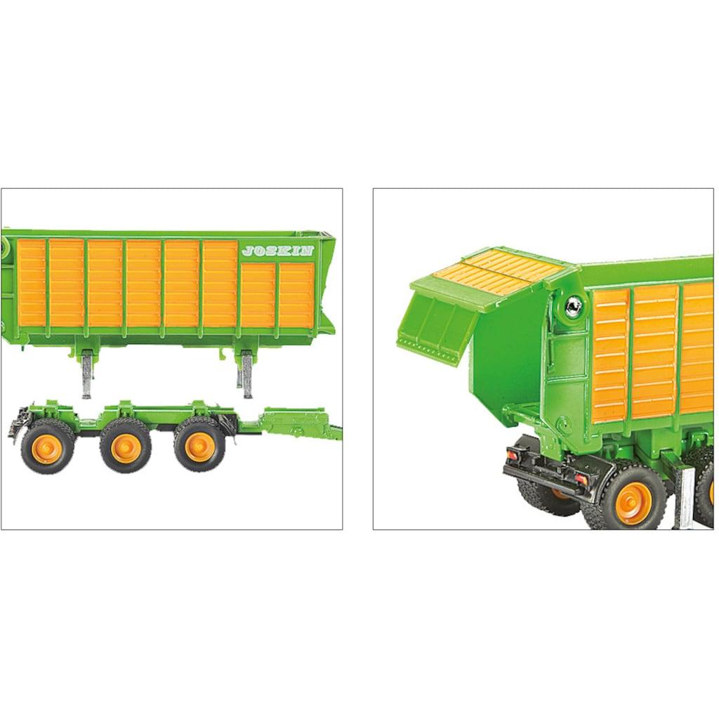 Siku Spielzeug-Traktor »SIKU Farmer, Deutz-Fahr Agrotron X720«, mit Joskin Anhängerset
