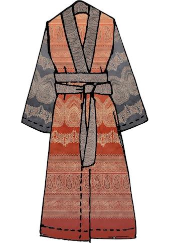 Bassetti Damenbademantel »Brunelleschi«, (1 St.), in Kimonoform kaufen