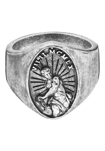 CAÏ Fingerring »925/- Sterling Silber matt-oxidiert«, Ring kaufen