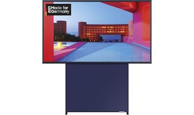 "Samsung QLED-Fernseher »GQ43LS05T ""The Sero""«, 108 cm/43 "", 4K Ultra HD, Smart-TV, 360° Drehbarer Bildschirm kaufen"