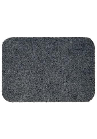 Home affaire Fußmatte »Willa«, rechteckig, 9 mm Höhe, Fussabstreifer, Fussabtreter,... kaufen