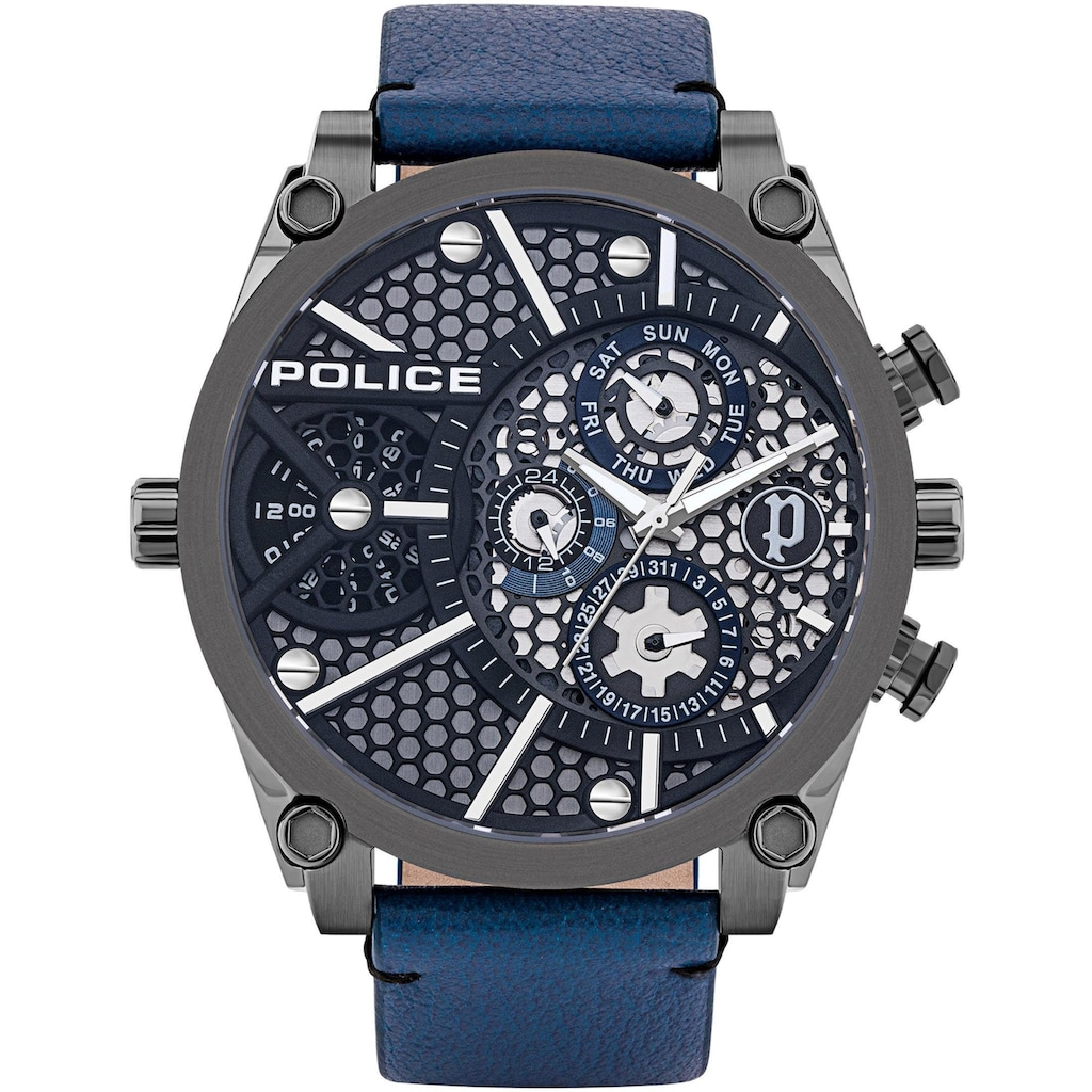 Police Quarzuhr »VIGOR, PL15381JSU.61B«