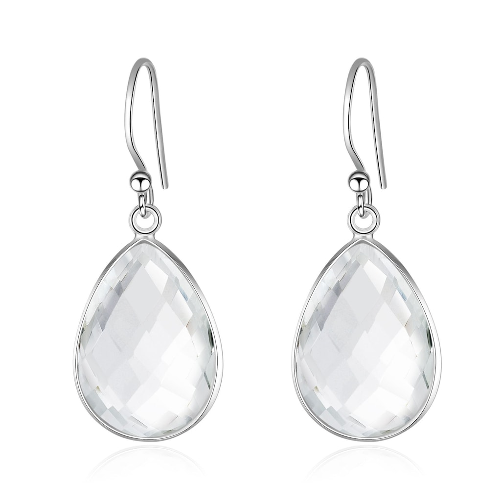 AILORIA Paar Ohrhänger »IRIS Ohrringe Ohrringe«, mit Kristall