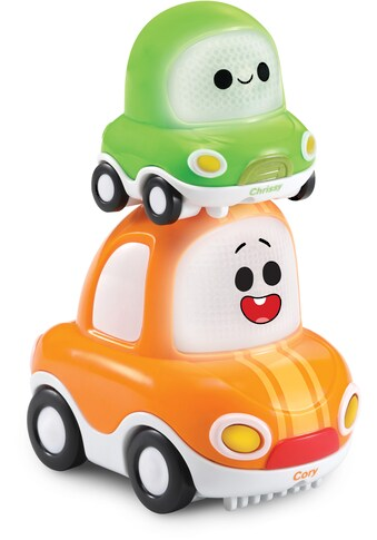 "Vtech® Spielzeug - Auto ""Tut Tut Cory Flitzer  -  Cory & Chrissy"" (2 - tlg.) kaufen"