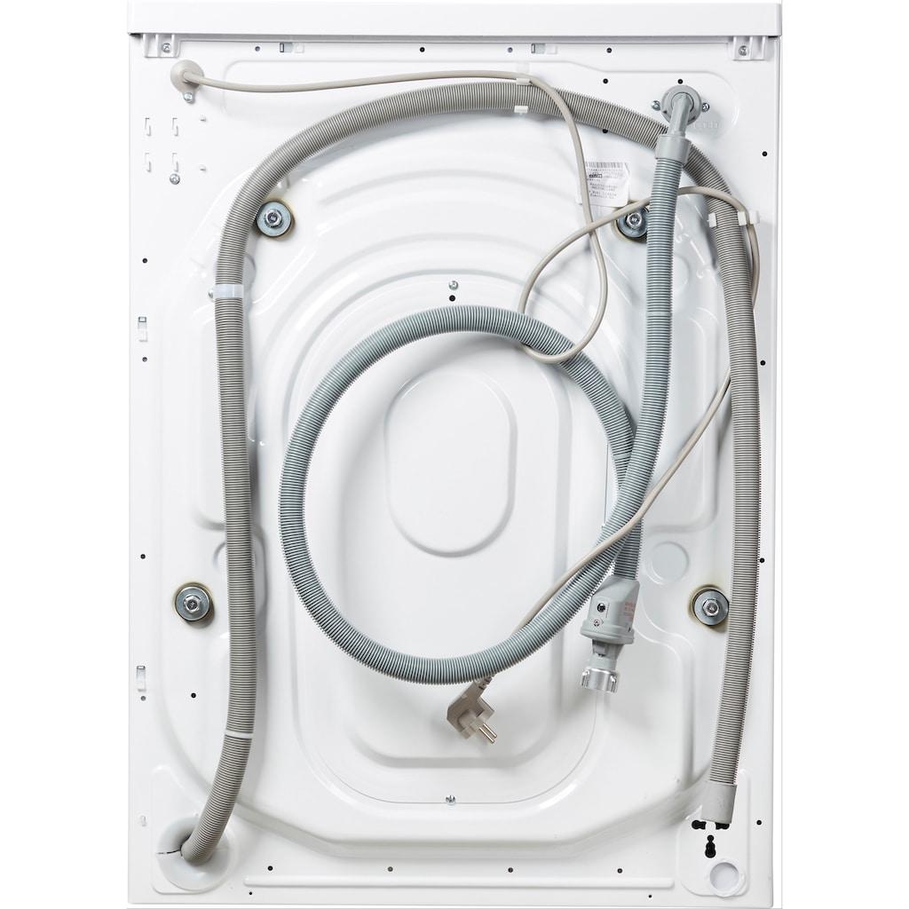 Hanseatic Waschtrockner »HWD86W114BE«