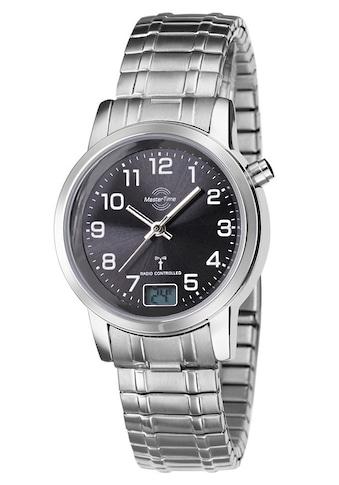 MASTER TIME Funkuhr »MTLA - 10309 - 22M« kaufen