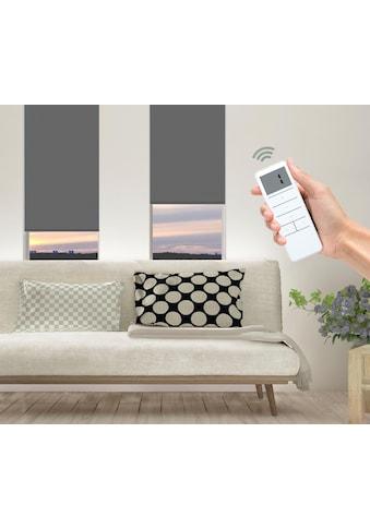Good Life Elektrisches Rollo »Vau - SMART HOME«, abdunkelnd, energiesparend, ohne Bohren, mit Fernbedienung kaufen